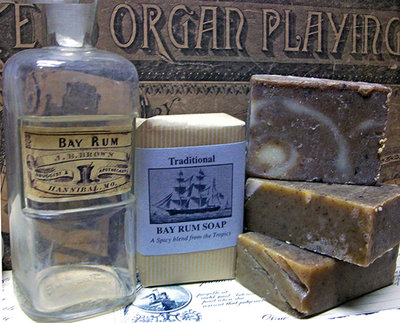 Home of the famous Bay Rum and Bug Bar soaps, Goatmilk and French market soaps.