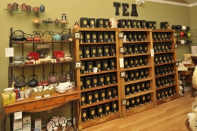 Fresh quality imported teas-even if you're not British, everyone will love this gift!