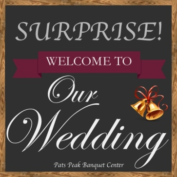 surprisewedding