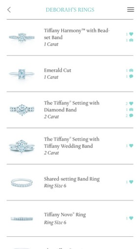 Tiffany & Co. App