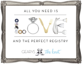 5 unique wedding registry ideas pats peak wedding blog for Wedding registry the knot
