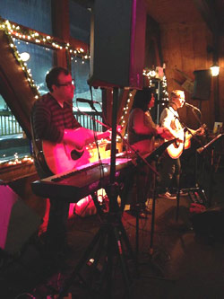 Live Bands at the Sled Pub