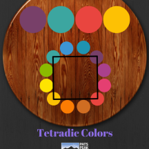 Tetradic Colors
